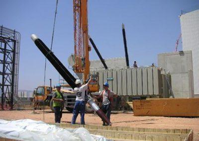 Montage- und Demontage von Transformatoren bis 500 KV